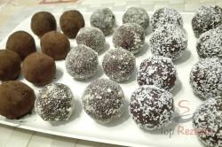 Zubereitung des Rezepts Pudding-Nuss-Kugeln ohne Backen, schritt 2