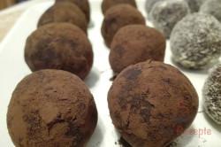 Zubereitung des Rezepts Pudding-Nuss-Kugeln ohne Backen, schritt 3