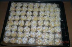 Zubereitung des Rezepts Orangen-Kokos-Crinkles, schritt 4