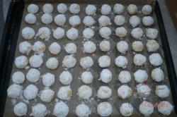 Zubereitung des Rezepts Orangen-Kokos-Crinkles, schritt 3
