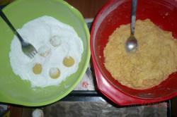 Zubereitung des Rezepts Orangen-Kokos-Crinkles, schritt 2