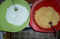 Zubereitung des Rezepts Orangen-Kokos-Crinkles, schritt 1