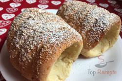 Zubereitung des Rezepts Böhmische Baumstriezel selbstgemacht auf Bierdosen gebacken, schritt 10