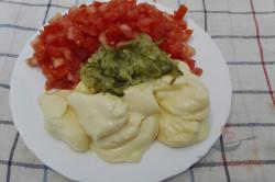Zubereitung des Rezepts Ostersalat mit Diätwurst, schritt 2