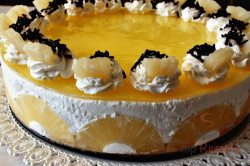 Zubereitung des Rezepts Ananas-Kokos-Torte ohne Backen, schritt 1
