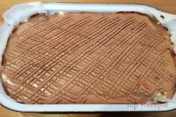 Quark-Blechkuchen (Tassenrezept), schritt 1