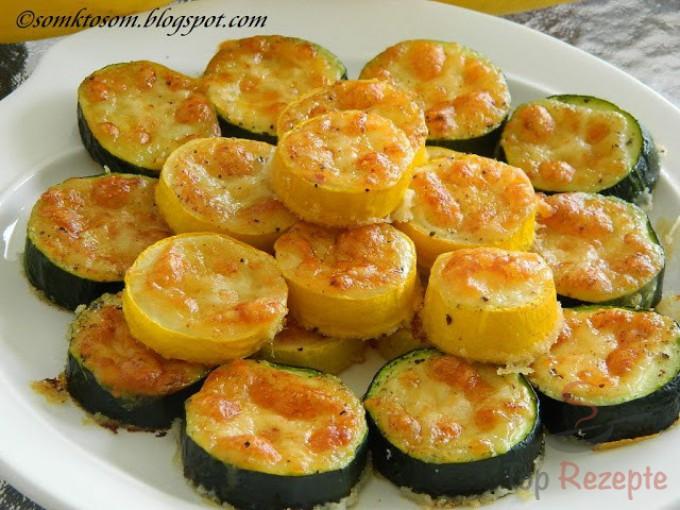 Rezepte mit zucchini backen