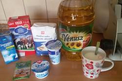 Zubereitung des Rezepts Sehr gutes Recept für Langos, schritt 1