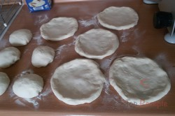Zubereitung des Rezepts Sehr gutes Recept für Langos, schritt 7
