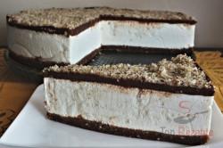 Zubereitung des Rezepts Wunderbarer Nougat-Cheesecake, schritt 6