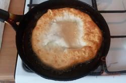 Zubereitung des Rezepts Sehr gutes Recept für Langos, schritt 9