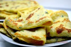 Zubereitung des Rezepts Zucchini-Pfannkuchen: saftig, schmackhaft und fluffig, schritt 8
