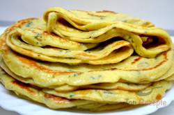 Zubereitung des Rezepts Zucchini-Pfannkuchen: saftig, schmackhaft und fluffig, schritt 9