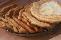 Zubereitung des Rezepts Sehr gutes Recept für Langos, schritt 11