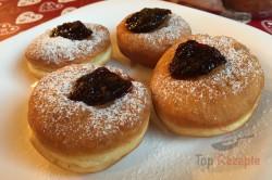 Ein altes Familienrezept für günstige und fluffige Berliner Pfannkuchen, schritt 7