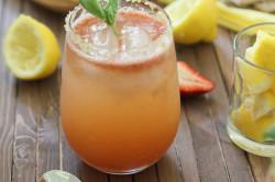 Eisgekühlte Limonade selber machen: 12 Rezeptideen für die perfekte Erfrischung an heißen Sommertagen, schritt 10