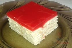 Zubereitung des Rezepts Schneller Kuchen ohne Backen, schritt 1