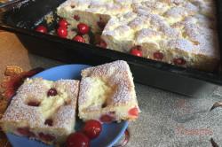 Zubereitung des Rezepts Ungarischer Quark-Kirsch-Kuchen, schritt 8