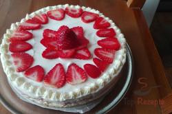 Zubereitung des Rezepts Leckerer Erdbeer-Cheesecake, schritt 1