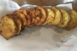 Zubereitung des Rezepts Zucchinischeiben im Knoblauch-Joghurt-Teigmantel, schritt 5