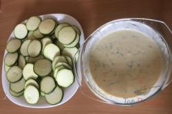 Zubereitung des Rezepts Zucchinischeiben im Knoblauch-Joghurt-Teigmantel, schritt 3