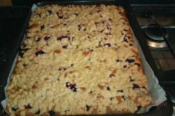 Zubereitung des Rezepts Obstkuchen mit Streuseln, schritt 8