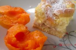 Zubereitung des Rezepts Traditioneller Gitterkuchen mit Aprikosen und Quark, schritt 6