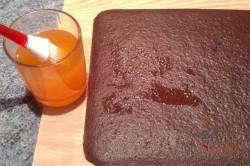 Zubereitung des Rezepts Bingo Kuchen mit köstlichem Geschmack, schritt 6