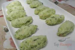 Zubereitung des Rezepts Brokkoli-Kroketten, schritt 3