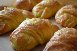 Zubereitung des Rezepts Käsecroissants, schritt 14