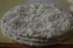 Zubereitung des Rezepts Käsecroissants, schritt 10