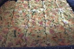 Zubereitung des Rezepts Zucchiniauflauf, der bestimmt auch reine Fleischesser überzeugt, schritt 7