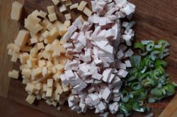 Zubereitung des Rezepts Selbstgemachte Schinken-Käse-Kartoffelkroketten, schritt 1