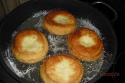 Zubereitung des Rezepts Pfannkuchen mit Pflaumenmus und Schlagsahne, schritt 4