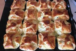 Rezept aus Omas Küche: Quarktaschen mit Hefeteig, schritt 8