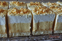 """Zubereitung des Rezepts Kuchen """"Eisiger Himmel"""", schritt 1"""