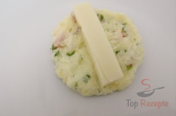 Zubereitung des Rezepts Panierte Kartoffel-Käse-Stangen, schritt 6