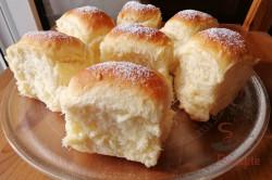 Zubereitung des Rezepts Für Milchbrötchen, Hefezopf und vieles mehr: Der perfekte luftige Teig für Hefegebäck, schritt 2