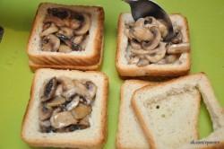 Zubereitung des Rezepts Gefüllte Sandwiches – 2 Arten, schritt 4