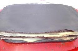 Zubereitung des Rezepts Super Pudding-Würfel mit Butterkeksen, schritt 1