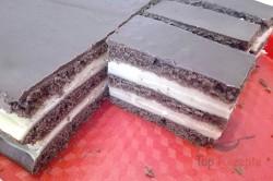 Zubereitung des Rezepts Super Pudding-Würfel mit Butterkeksen, schritt 3
