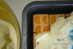 Zubereitung des Rezepts Schmackhafte Obstschnitte ohne Backen, schritt 5