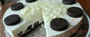 Oreo Cheesecake ohne Backen, in 30 Minuten zubereitet