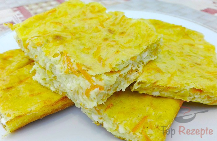 Zucchini Mohren Quark Kuchen Top Rezepte De