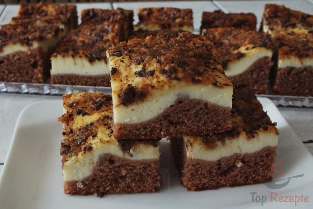 Ein Tassenkuchen Mit Quark Und Schoko Kokos Topping Top Rezepte De