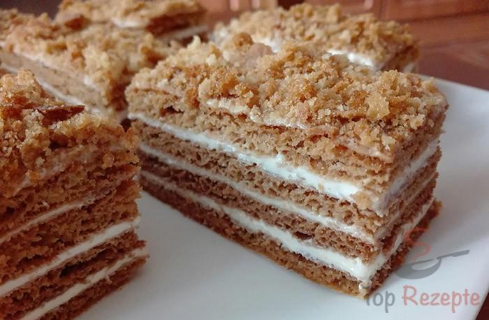 Traditioneller Russischer Honigkuchen Top Rezepte De