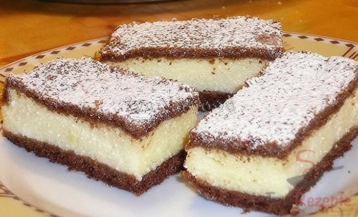 Leckerer Kuchen Mit Quarkfullung