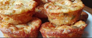 Die klassische Pizza mal anders: PIZZA-MUFFINS IN 20 MINUTEN