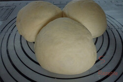 Zubereitung des Rezepts Leckere gefrorene Mini-Pizzen, schritt 4