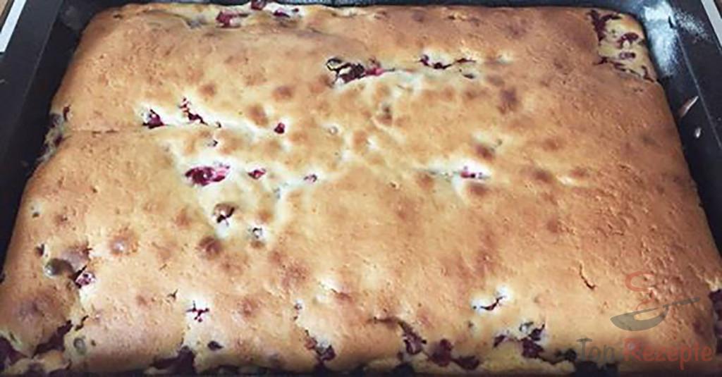 Der Feinste Kuchen Mit Der Perfekten Creme In Der Mitte Top Rezeptede